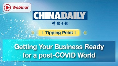 "Tipping Point: ""Getting Your Business Ready for a post-COVID World"""