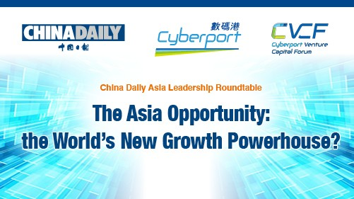 The Asia Opportunity: the World's New Growth Powerhouse?