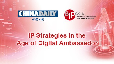 IP Strategies in the Age of Digital Ambassador