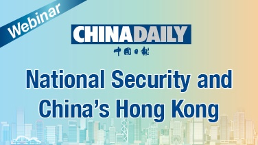 National Security and China's Hong Kong