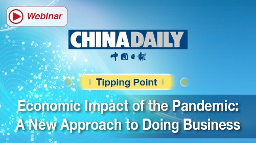 "Tipping Point: ""Economic Impact of the Pandemic: A New Approach to Doing Business"""