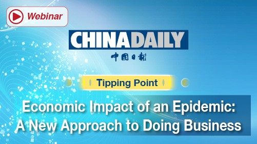 "Tipping Point: ""Economic Impact of an Epidemic: A New Approach to Doing Business"""