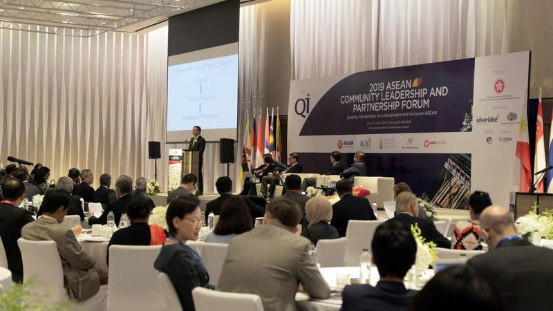 Tapping ASEAN's digital future