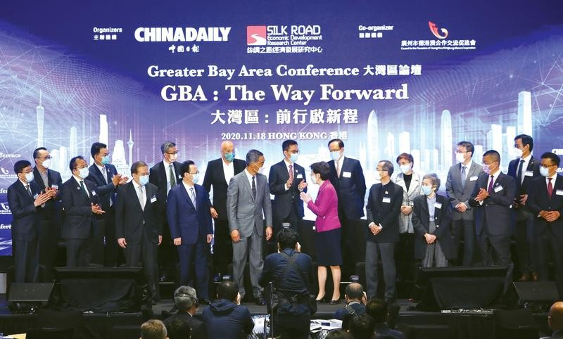 Leveraging HK for Bay Area