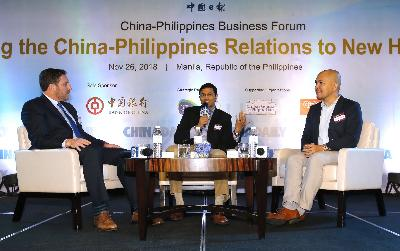 Forum focuses on China-Philippines economic ties