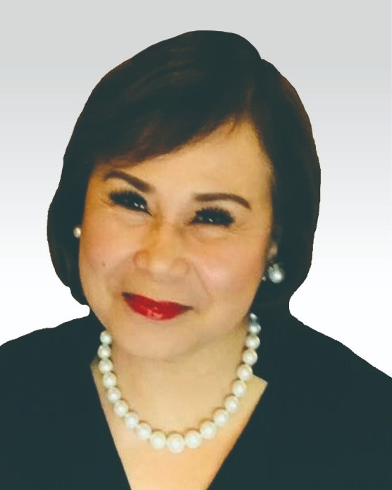 The Hon. Ms. BGen Charito B. PLAZA