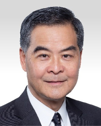 The Honourable Mr. CY LEUNG, GBM, GBS, JP