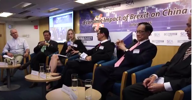20160728 Economic Impact of Brexit on China and Asia